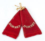 Grossbritannien Achselklappen wohl Polizei Dorset #1413
