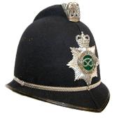 Grossbritannien Polizeihelm Staffordshire Police #821