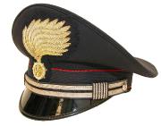 Italien Carabinieri Offiziers-Mütze #801