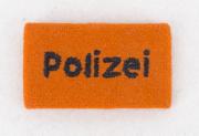 Thurgau Aufsteckschlaufe Kantonspolizei #2138