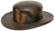 Kopfbedeckung Schweiz Postillonhut #831