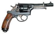 Schweiz Revolver 1882 #1287