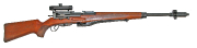 Schweiz Zielfernrohr-Karabiner Mod. 55 #1334
