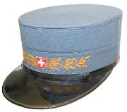 Mütze techn. Zollbeamter um 1960 #69