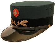 Mütze Zollbeamter 2. Klasse 1920er #68