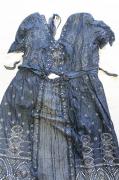 Damenkleid brüchig 1920er #1800