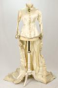 Hochzeitskleid mit Schleppe #130