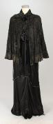 Kleid mit Cape #112
