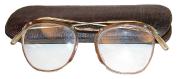 Brille mit Etui  #29