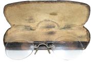 Brille mit Etui  #30