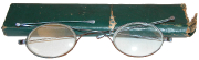 Brille mit Papieretui  #28