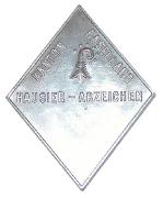 Baselland Hausier-Abzeichen #621
