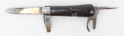 Sackmesser Armeemodell 1890 Privatanfertigung #2080