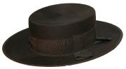 Basel Hut schwarz  #1022