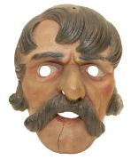 Maske Mann  #1042