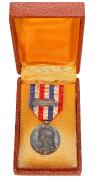 Frankreich Medaille d'honneur des chemins de fer #736