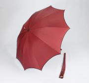 Schirm mit Etui  #1211