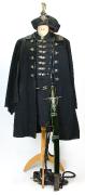 "Ungarn Tracht ""Schwarze Armee"" Graf Semsey Andor #1739"