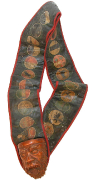 Fahnenbandelier mit Kantonen #596